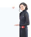 Beatiful business woman Royalty Free Stock Photo