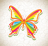 Beatiful butterfly Royalty Free Stock Photos