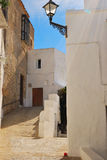 Beatiful corner at Vejer Royalty Free Stock Photo
