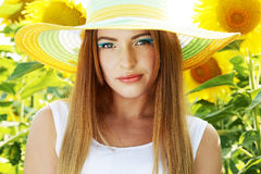 Beatiful girl Stock Photo