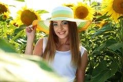 Beatiful girl Stock Images