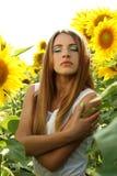 Beatiful girl Royalty Free Stock Photography