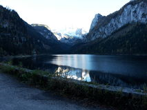 Beatiful lake few. No Filter/ a walk around a lake royalty free stock photo