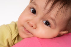 Beatiful little baby Royalty Free Stock Images