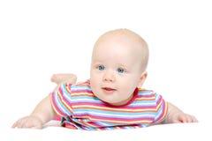 Beatiful little baby. Photo of beatiful little baby Royalty Free Stock Photo