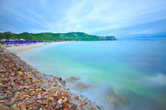 Beatiful seascape Stock Photography