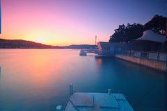 Beatiful Sunset at Sea. Sunset at sea, Brno, Czech Republic stock photos
