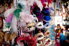 Beatiful Venice masks Royalty Free Stock Images