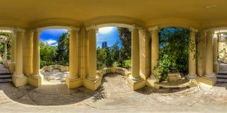 Beatiful view of arboretum and Nature. Dendrarium royalty free stock image