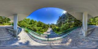 Beatiful view of arboretum and Nature. Dendrarium stock photos