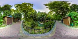 Beatiful view of arboretum and Nature. Dendrarium royalty free stock images