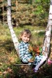 Beatiful young girl Stock Photography