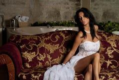 Beatifull Bride Royalty Free Stock Photos
