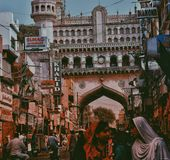 hyderabad diaries royalty free stock photography