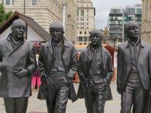 Beatles на путешествии стоковая фотография rf