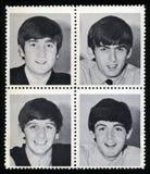 Beatles d'annata fotografie stock libere da diritti