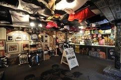 Beatles Einkaufen in Liverpool Stockbild