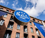The Beatles Museum Royalty Free Stock Photography