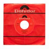 Beatles singolo Immagini Stock Libere da Diritti