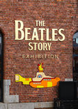 The Beatles Story Royalty Free Stock Photo