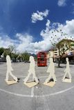 Beatles-Tage in Belluno Stockfoto