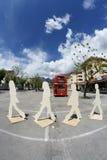 Beatlesdagen in Belluno Stock Foto