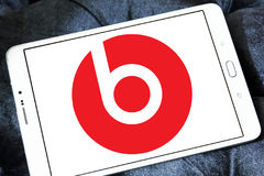 Beats Electronics logo Royalty Free Stock Photography