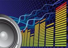 Beats of music Stock Photos