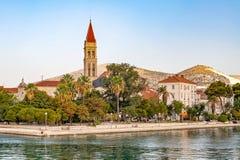 Beatutiful Trogir, Kroatien Stockfotos