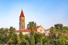 Beatutiful Trogir, Kroatien Lizenzfreies Stockfoto