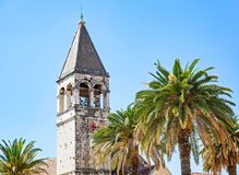 Beatutiful Trogir, Kroatien Lizenzfreie Stockfotografie