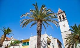 Beatutiful Trogir, Kroatien Stockfoto