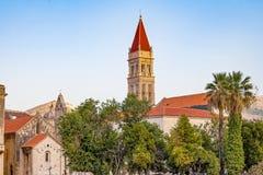 Beatutiful Trogir, Kroatien Lizenzfreie Stockfotos