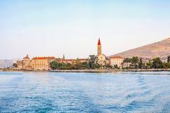 Beatutiful Trogir, Kroatien Stockfotografie