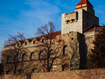 Beau bâtiment à Belgrade kalemegdan Photographie stock