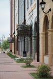 beau bâtiment à Riazan, Russie photo stock