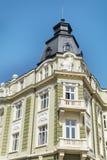 Beau bâtiment de vintage à Sofia, Bulgarie Images stock