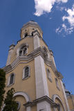 Beau bâtiment du centre historique Image stock