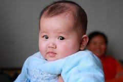 Beau bébé Images libres de droits