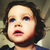 Beau bébé photos libres de droits