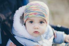 Beau bébé Photo stock