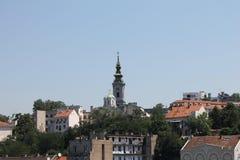 Beau Belgrade, Serbie Image libre de droits