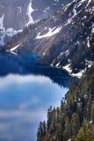 Beau bleu Photographie stock libre de droits