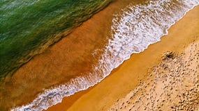 beau bord de la mer image libre de droits