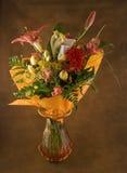 Beau bouquet de fleur Images libres de droits