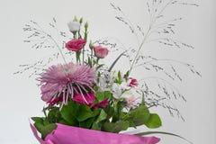 Beau bouquet des fleurs photo libre de droits