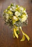 Beau bouquet floral Images stock