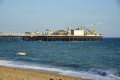 Beau Brighton Palace Pier photo libre de droits