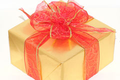 beau cadeau Photographie stock libre de droits