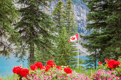 Beau Canada Photographie stock